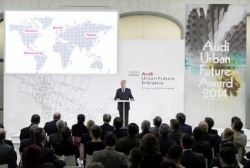 Audi introduit l' « Agenda Urbain » – Plus d'espace et une meilleure qualité de vie dans les villes