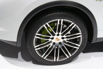 Paris 2014 – Pneu Michelin Latitude Sport 3