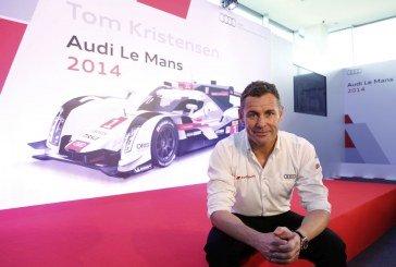 Le pilote Audi Tom Kristensen met fin à sa carrière