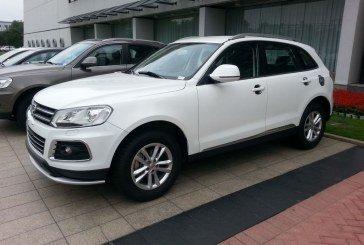 Zotye T600 – Le SUV chinois resemblant à l'Audi Q5 et au VW Touareg