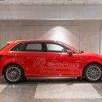 Crash-tests Euro NCAP : 5 étoiles pour l'Audi A3 Sportback e-tron