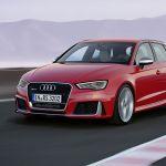 Nouvelle Audi RS 3 Sportback – Puissante et compacte