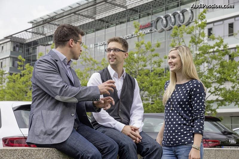 Universum-Studie: Spitzenplatzierungen fuer Audi bei Young Professionals