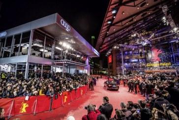 Audi développe son partenariat avec la Berlinale, le célèbre festival du Film de Berlin