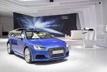 Nouveautés Audi au CES 2015