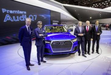 Nouveautés Audi au salon de Detroit – NAIAS 2015