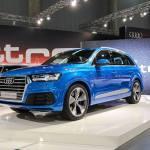 Vienna Autoshow 2015 – Premières européennes des Audi Q7 et Q3 restylée