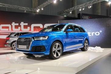 Vienna Autoshow 2015 - Premières européennes des Audi Q7 et Q3 restylée