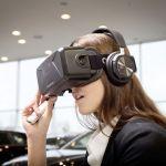 Audi VR experience – Une concession Audi dans une mallette grâce à la réalité virtuelle