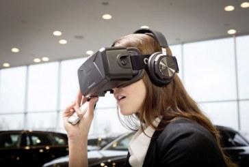 Audi VR experience - Une concession Audi dans une mallette grâce à la réalité virtuelle