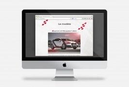 Vivez l'Audi endurance experience en immersion 360°
