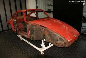 Restauration d'une Porsche 911 spéciale : l'une des premières 911, la N°57