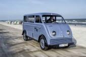 Restauration de la DKW Elektro – le DKW Schnellaster électrique d'Audi Tradition