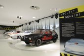 Exposition « Project: Top Secret! » au musée Porsche