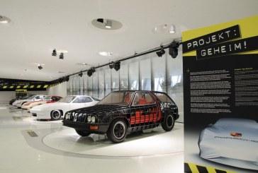 Exposition «Project: Top Secret!» au musée Porsche