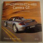 Livre Porsche Carrera GT – Éditions ETAI