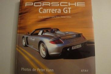 Livre Porsche Carrera GT - Éditions ETAI