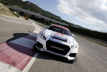 Les pilotes de l'Audi Sport TT Cup confirmés