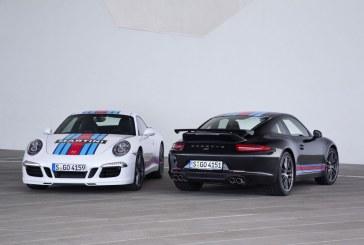 Porsche 911 Carrera S Martini Racing Edition - Une édition limitée à 80 exemplaires
