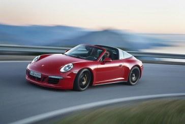 Nouvelle Porsche 911 Targa 4 GTS – Plus puissante, plus dynamique et extravagante