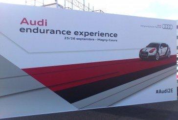 L'Audi Endurance Experience 2014, récit au cœur de la course de Magny-Cours
