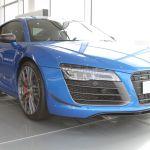 Audi R8 LMX chez notre partenaire Audi Premium Vélizy