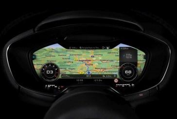 L'Audi TT élue « Voiture connectée de l'année 2014 »