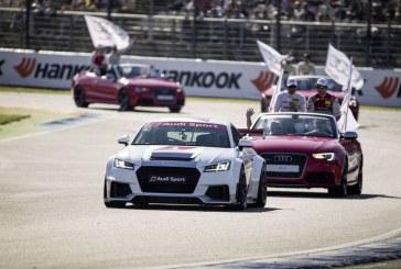 L'Audi Sport TT Cup démarre dans 100 jours
