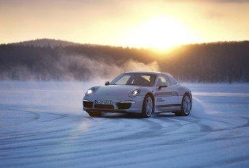 Porsche Essais Hiver 2015 – Ouverture de 2 centres d'essai Porsche dans les Alpes françaises