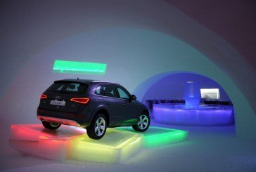 ICE CAMP 2015 à Kitzsteinhorn présenté par Audi quattro