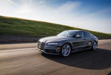 Audi A7 piloted driving concept – Un trajet en conduite autonome de 885 km de la Silicon Valley à Las Vegas