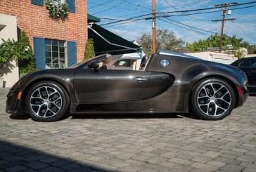 Bugatti Grand Sport Vitesse «Le diamant Noir»