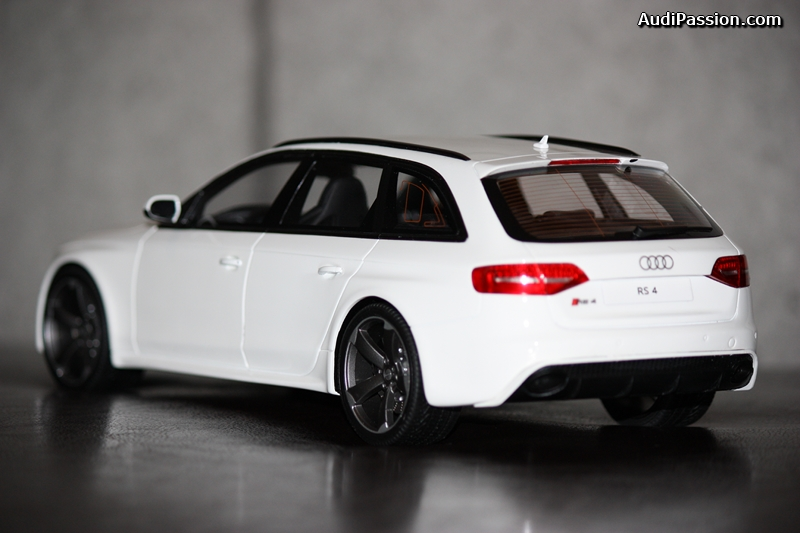 Audi Rs4 B8 Gt Spirit Au 1 18 4legend Com Audipassion Com
