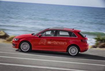 L'Audi A3 Sportback e-tron élue « Wertmeister 2015 »