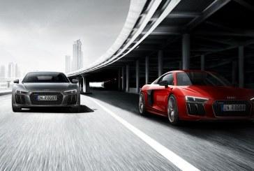 Audi présente la nouvelle Audi R8
