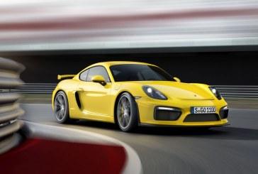 Porsche 911 GT3 RS & Cayman GT4 - Deux Premières mondiales sportives Porsche au salon de Genève 2015