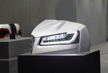 L'éclairage chez Audi : esthétique