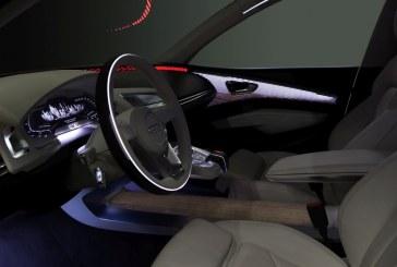 L'éclairage chez Audi : interaction