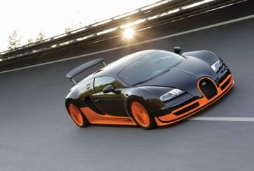 En route pour Doha à 431,072 km/h – Bugatti présente le véhicule de série le plus rapide au monde au Qatar Motor Show 2015