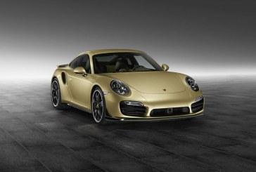 Nouveau kit aérodynamique pour les Porsche 911 Turbo et 911 Turbo S - l'Aerokit