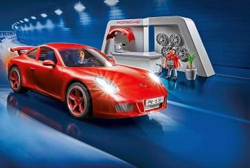 La Porsche 911 Carrera S par Playmobil – Une icône automobile en jouet