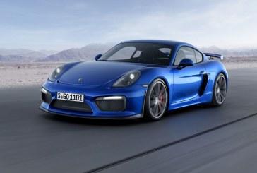 Porsche Cayman GT4 – La gamme GT de Porsche s'agrandit