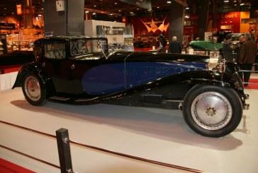 Rétromobile 2015 - Trois Bugatti Royale exposées pour la première fois