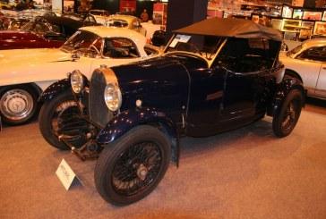 Rétromobile 2015 – Bugatti Type 40 Grand Sport de 1929