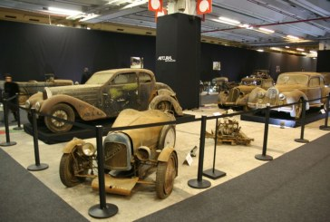 Rétromobile 2015 – Exposition de la collection Baillon