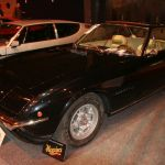 Rétromobile 2015 – Lamborghini Islero 400 GT S de 1969