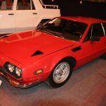 Rétromobile 2015 – Lamborghini Jarama 400 GT de 1972