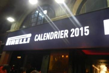 Soirée Calendrier Pirelli 2015