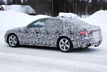Spyshots - La nouvelle Audi A4 B9 fait son apparition