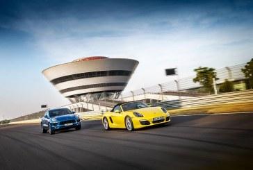 Porsche à Leipzig – Une usine high-tech produisant le nouveau Porsche Macan